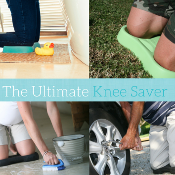 The Ultimate Knee Saver - Aqua