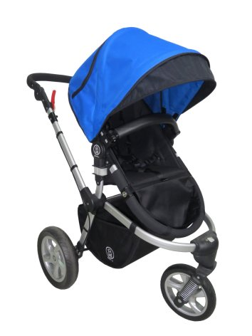 blue 3 wheel